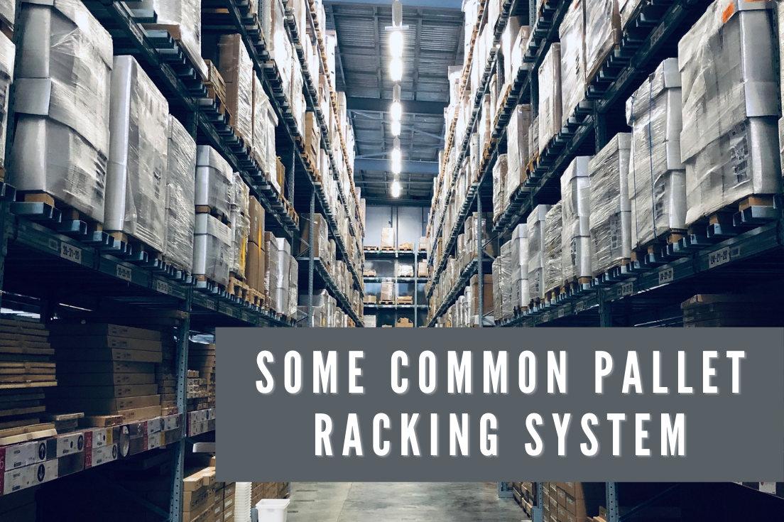 Some common pallet racking system in Bangladesh